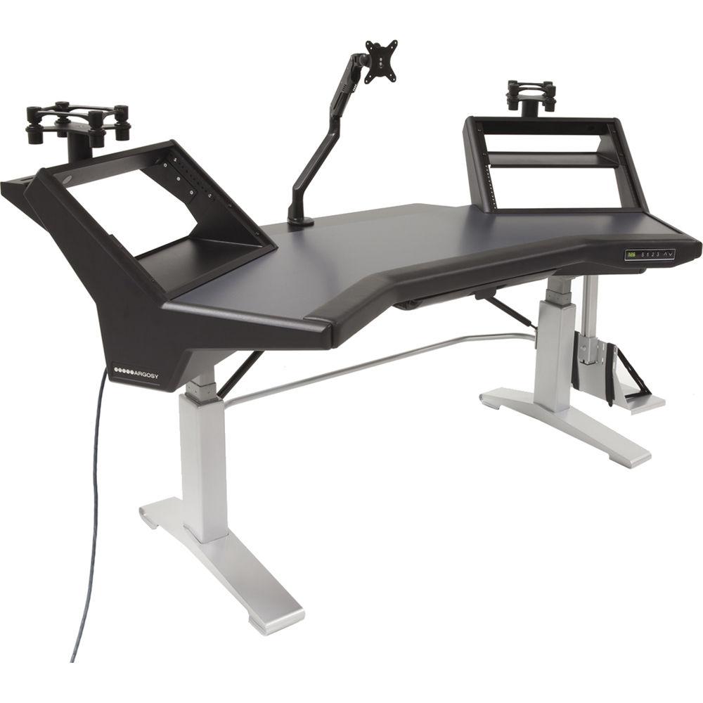 Argosy Halo E Ultimate Sit To Stand Studio Desk