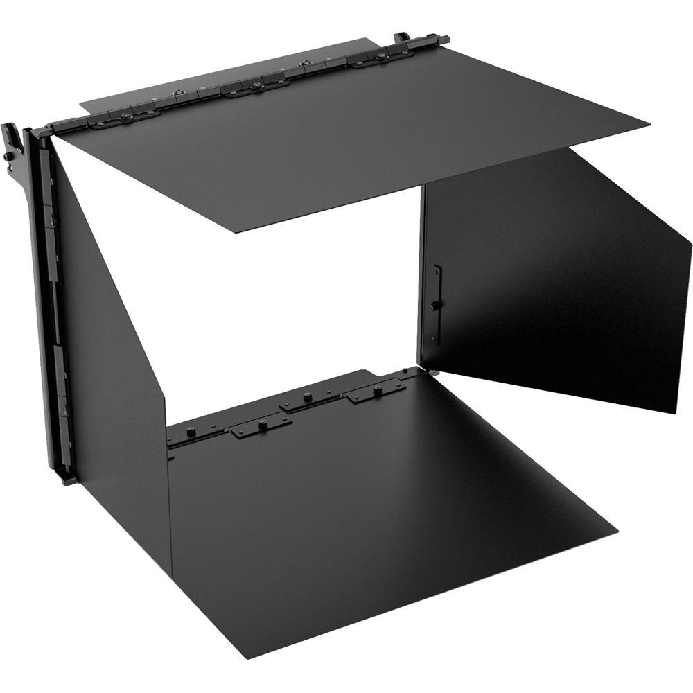 arri 4 leaf barndoors for led skypanel s30 l2 0008187 b h photo