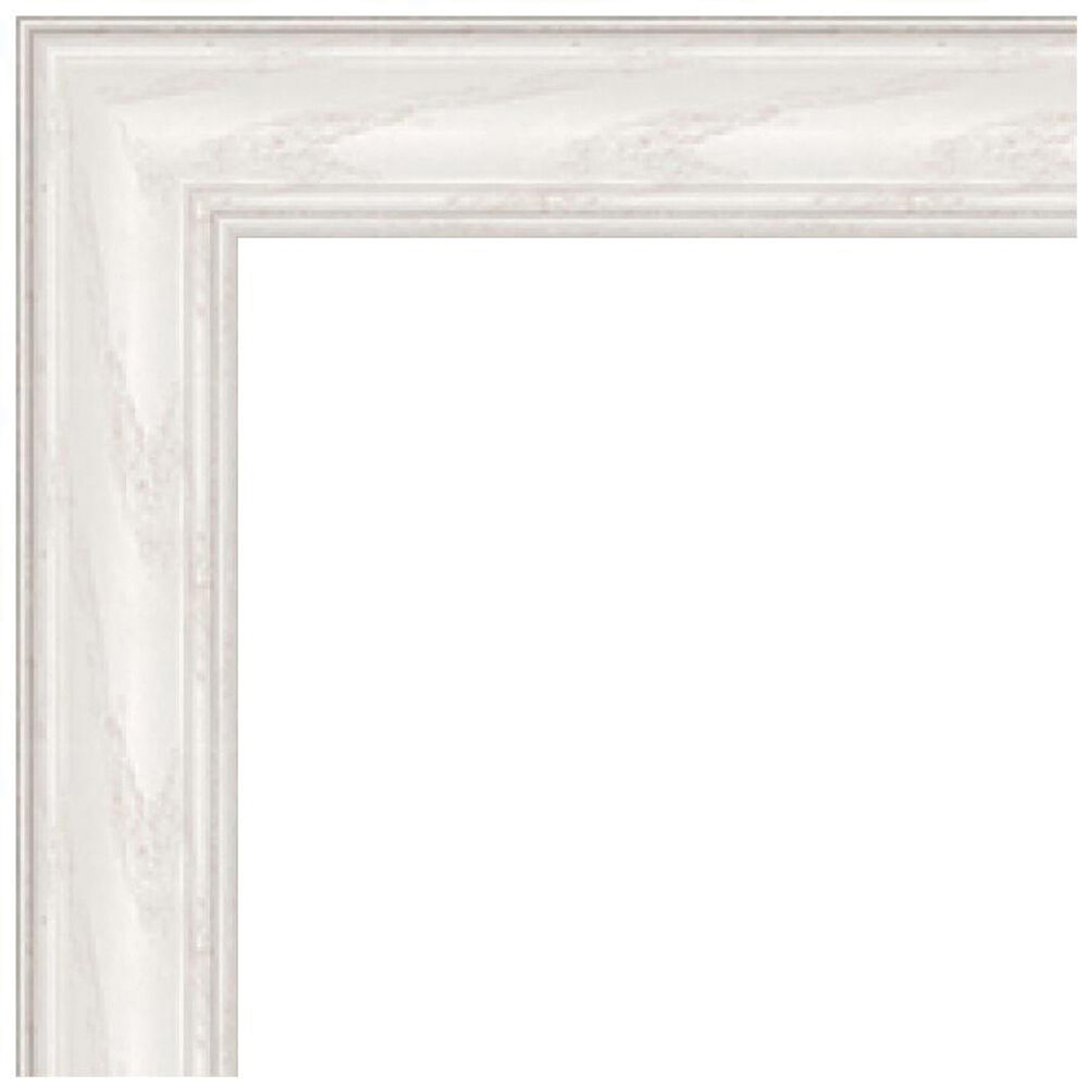 ART TO FRAMES 4098 White Wash on Ash WOM0151-59504-475-10X10 B&H