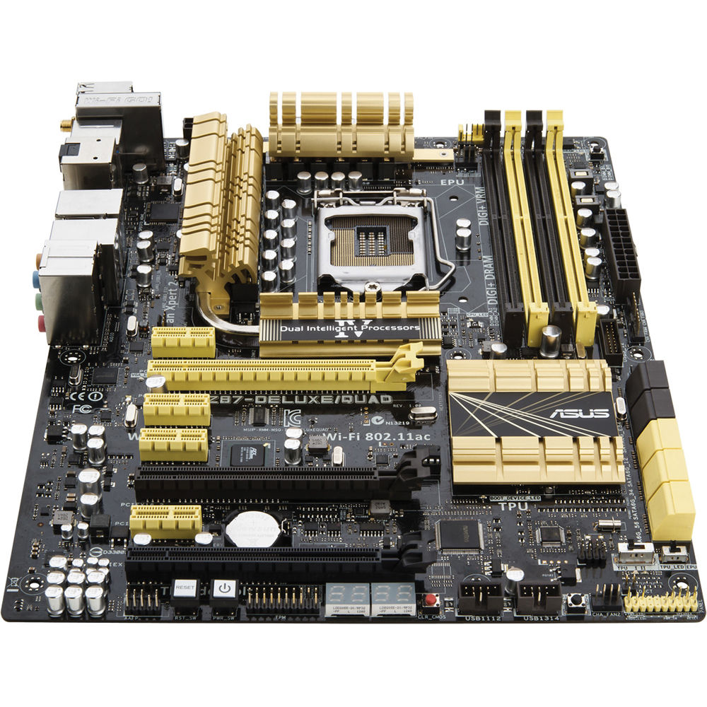 ASUS Z87-DELUXE/QUAD ASMedia SATA Windows 7 64-BIT
