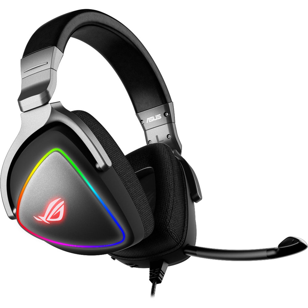 ASUS Republic of Gamers Delta Gaming Headset (Black) ROG DELTA