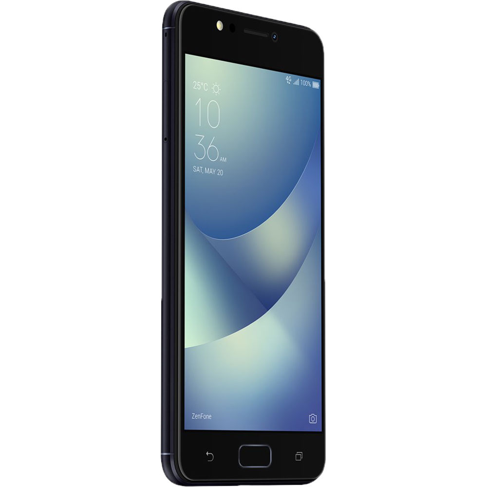 asus zenfone 4 max zc520kl 16gb smartphone zc520kl s425 2g16g bk. Black Bedroom Furniture Sets. Home Design Ideas