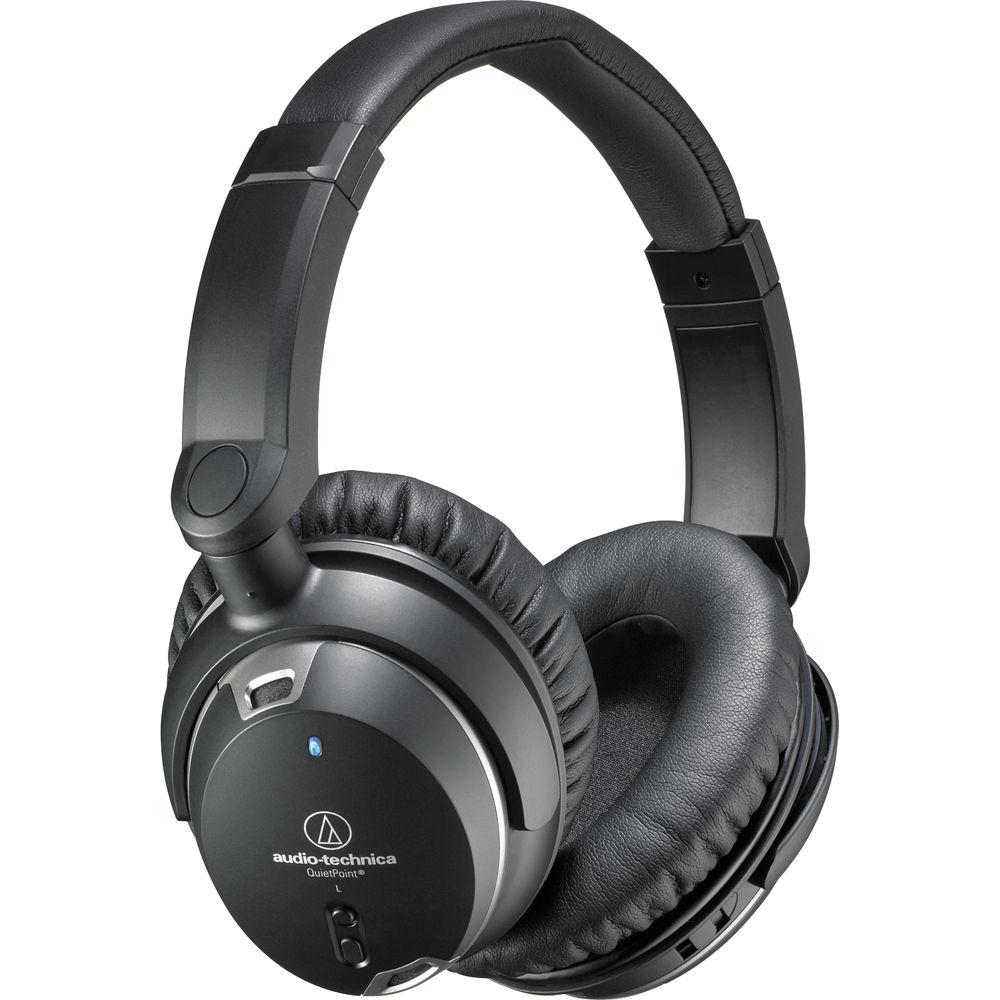 Headphones Audio Technica : audio technica consumer ath anc9 quietpoint active ath anc9 b h ~ Hamham.info Haus und Dekorationen