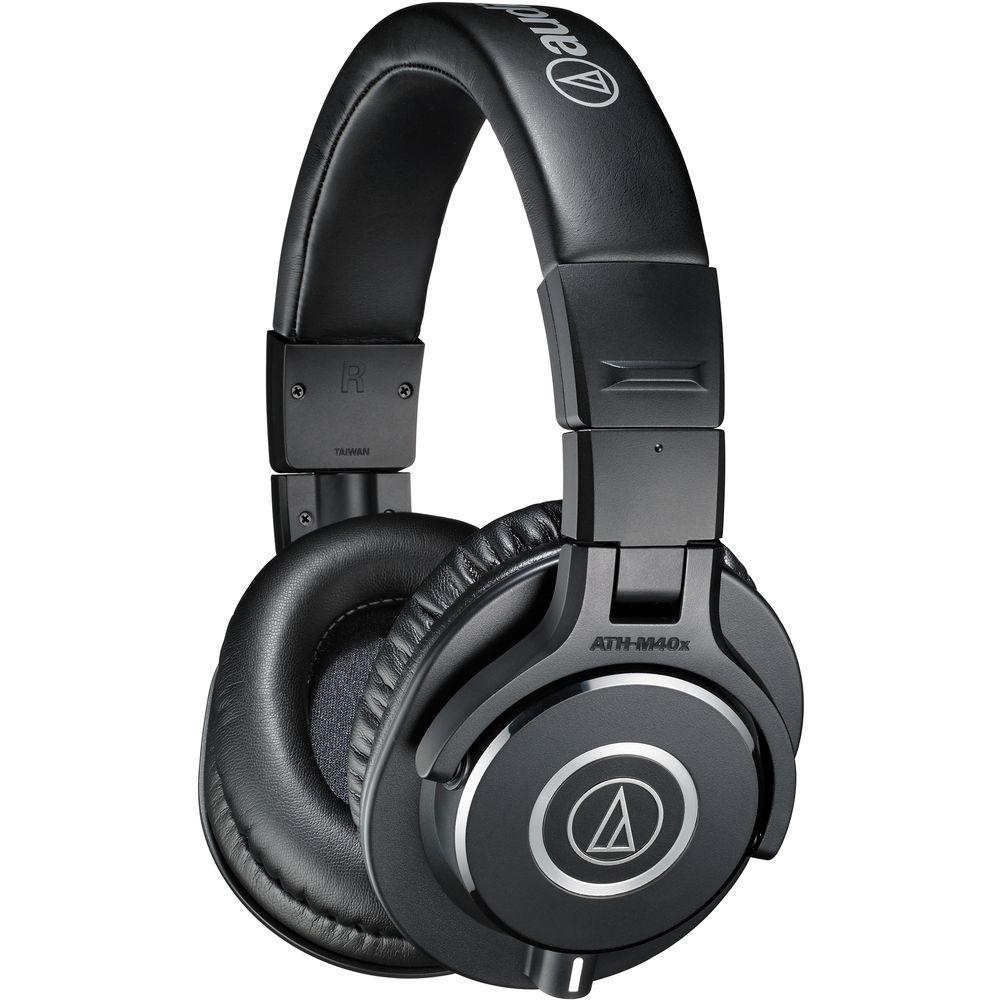 Harga Audio Technica Ath-m50x Audio-technica Ath-m40x