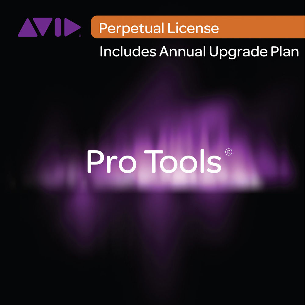 Avid Pro Tools - Audio and Music Creation Software 9935-66068-00