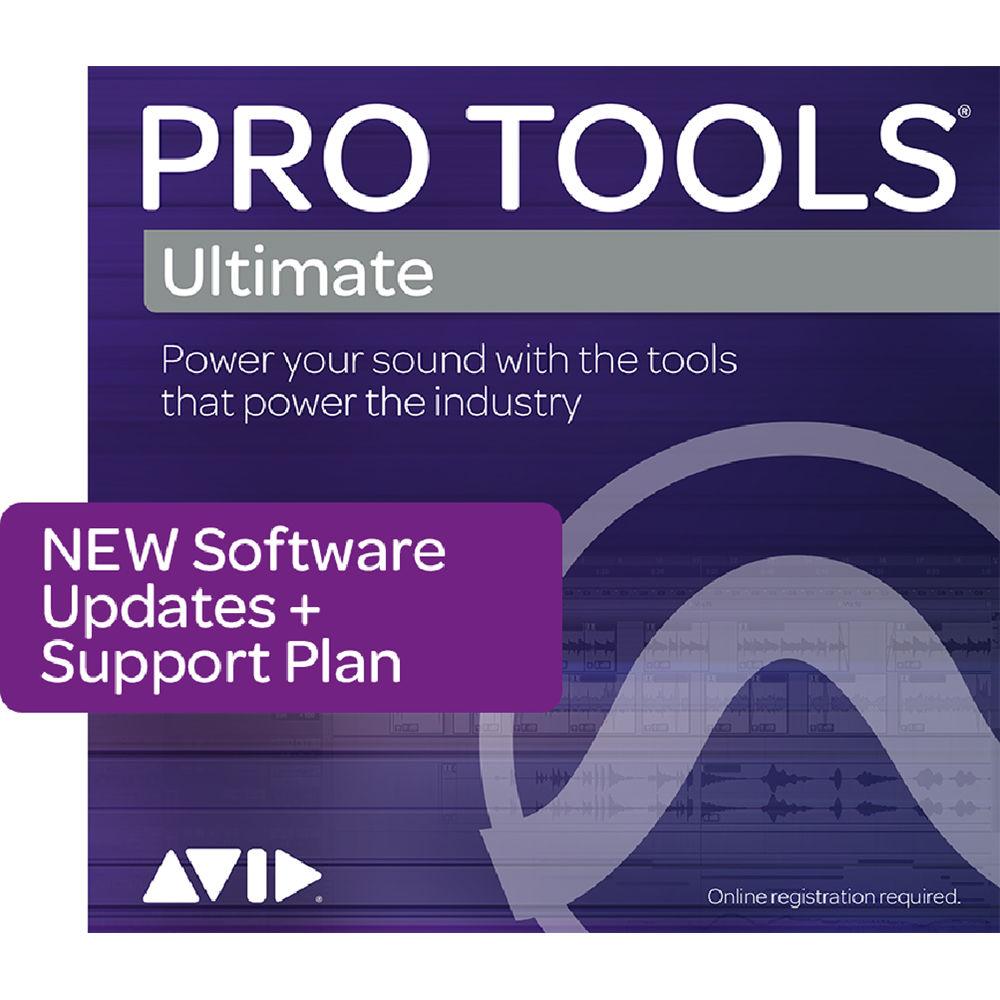 avid pro tools ultimate upgrade perpetual 9935 66089 00 b h