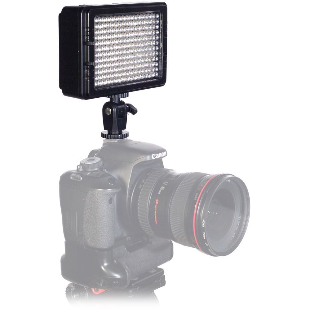 AXRTEC AXR-C-204B On-Camera LED Light AXR-C-204B B&H Photo