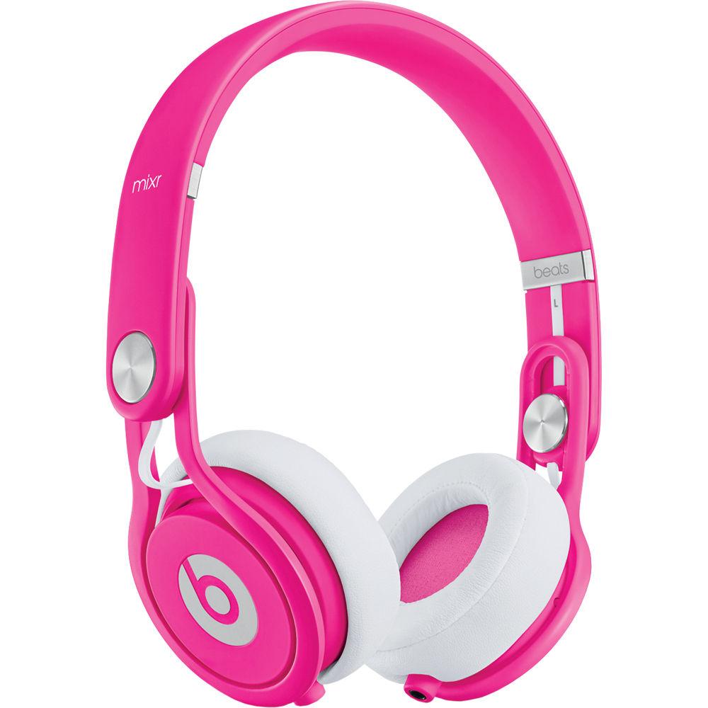 Pink beats earbuds - earbuds beats n bass