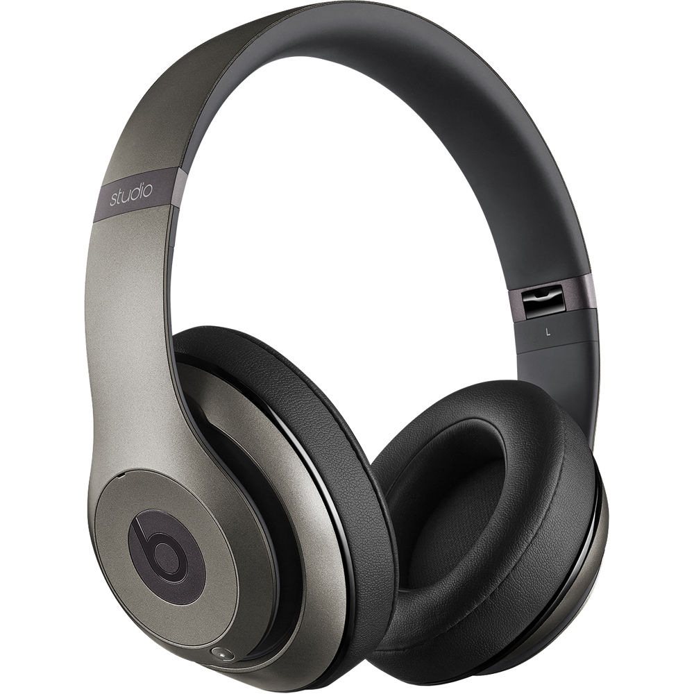 Used Beats by Dr. Dre Studio 2.0 Over-Ear Wired MHAD2AM/A B&H