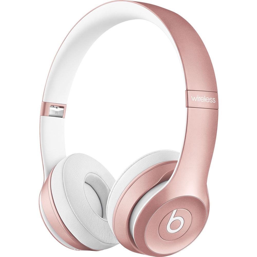 beats by dr dre solo2 wireless on ear headphones mllg2am. Black Bedroom Furniture Sets. Home Design Ideas