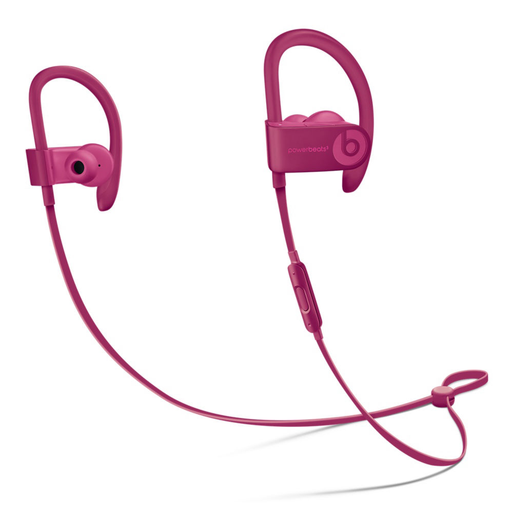 Beats by Dr. Dre Neighborhood Collection Powerbeats3 Wireless Earphones  (Brick Red) b9d5d36d40ad