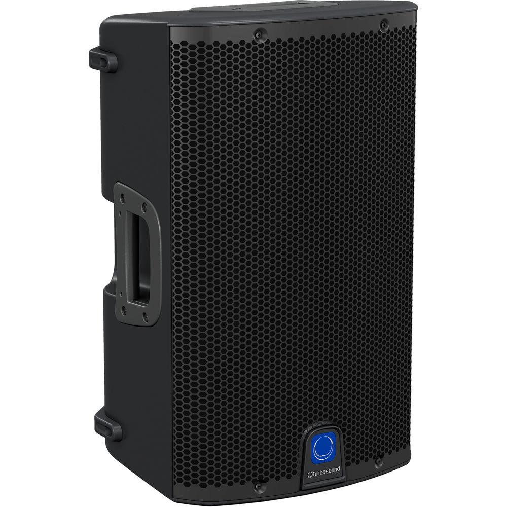 Turbosound Iq 10 2500w 10 Quot 2 Way Speaker System Iq 10
