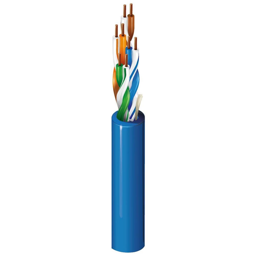 Belden 1583a 4 Pair U Utp Unshielded Cat 5e Cable 006u500 Wiring 500
