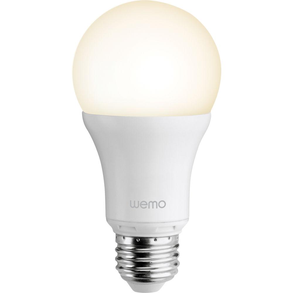 Belkin Wemo Smart Led Bulb F7c033 B H Photo Video