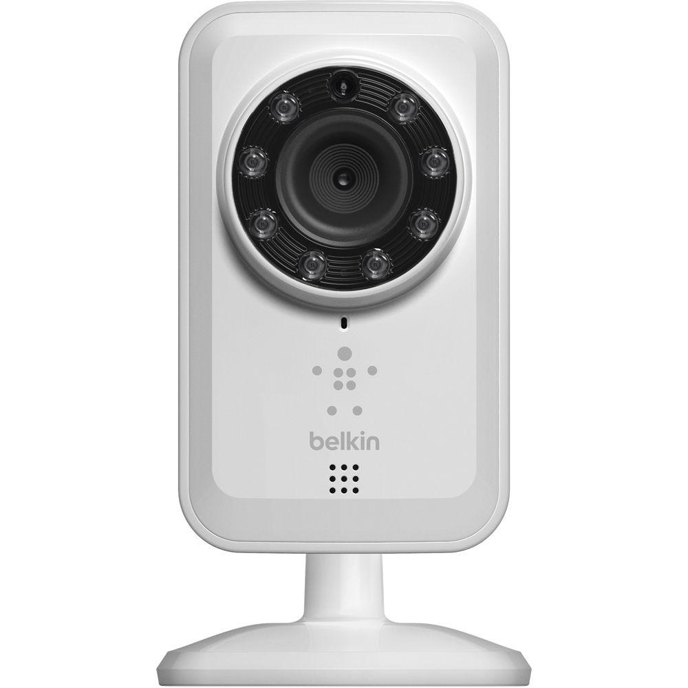 belkin netcam wi fi camera f7d7601 b h photo video. Black Bedroom Furniture Sets. Home Design Ideas