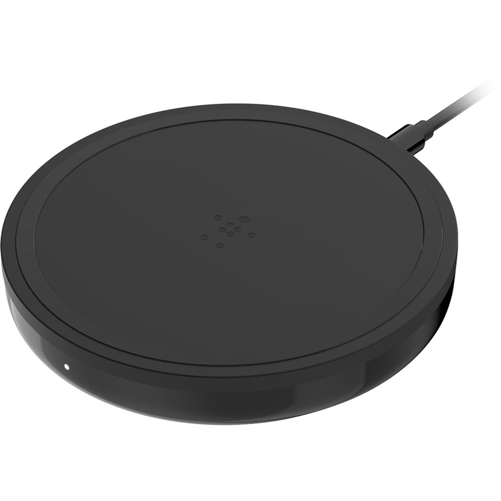 Belkin Boostup Bold Universal Wireless Charging Pad F7u050dqblk Lithium Ion Battery Charger Circuit Schematic Furthermore Doorbell Black
