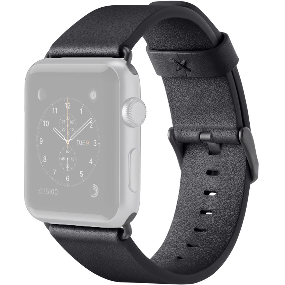 Belkin Classic Leather Band for Apple Watch F8W731BTC00 B H 1020344cd5ed