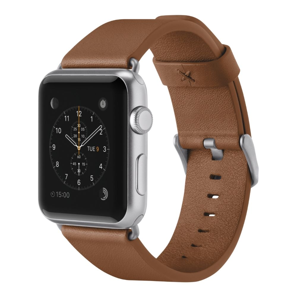 Belkin Classic Leather Band for Apple Watch F8W732BTC01 B&H