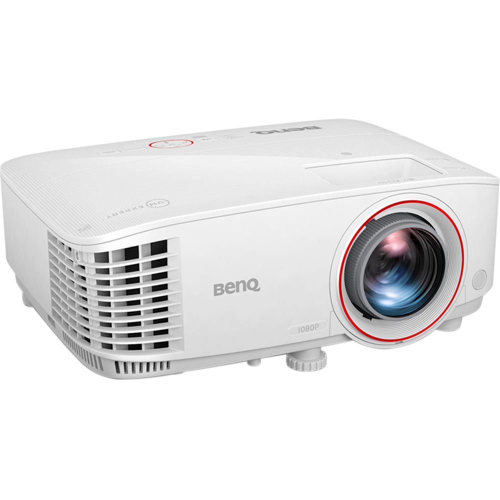 Benq th671st full hd dlp home theater projector th671st b h for Hd projector