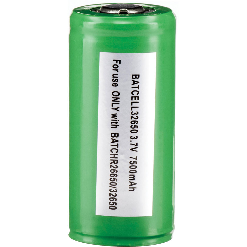 Bigblue 32650 Lithium Ion Battery For Select Vl Batcell32650g Rechargeable Lithiumion Batteries With Protection Circuit Board Pcb Vtl And Tl Series