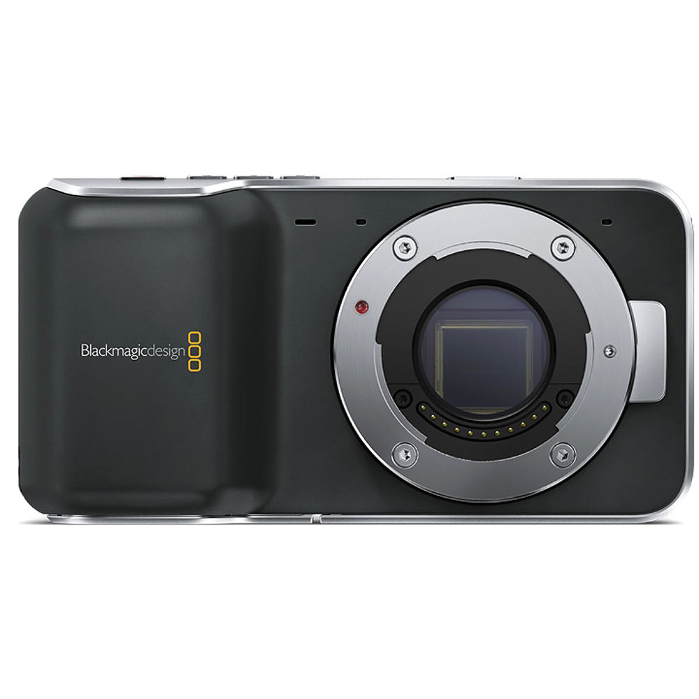 Blackmagic Design Pocket Cinema Camera CINECAMPOCHDMFT B&H Photo
