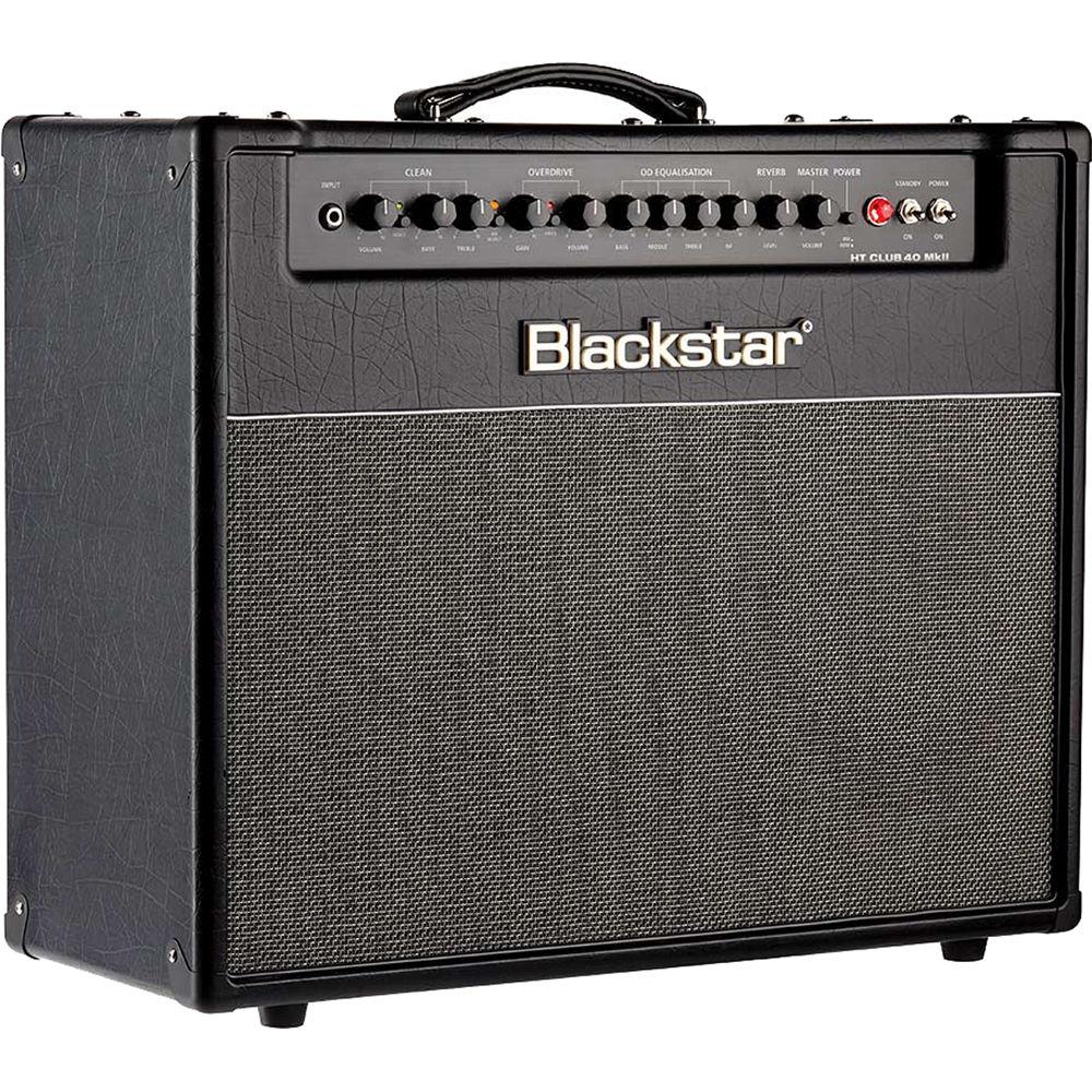 Blackstar Ht Club 40 Mkii 40w 1x12 Combo Amp Club40cmkii B U0026h