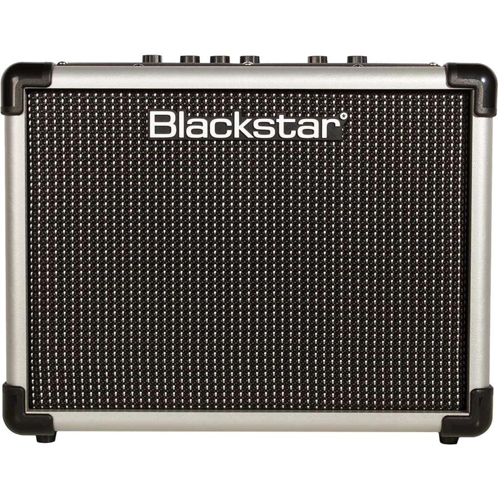 blackstar id core stereo 10 2x 5w super wide idcore10slv b h. Black Bedroom Furniture Sets. Home Design Ideas