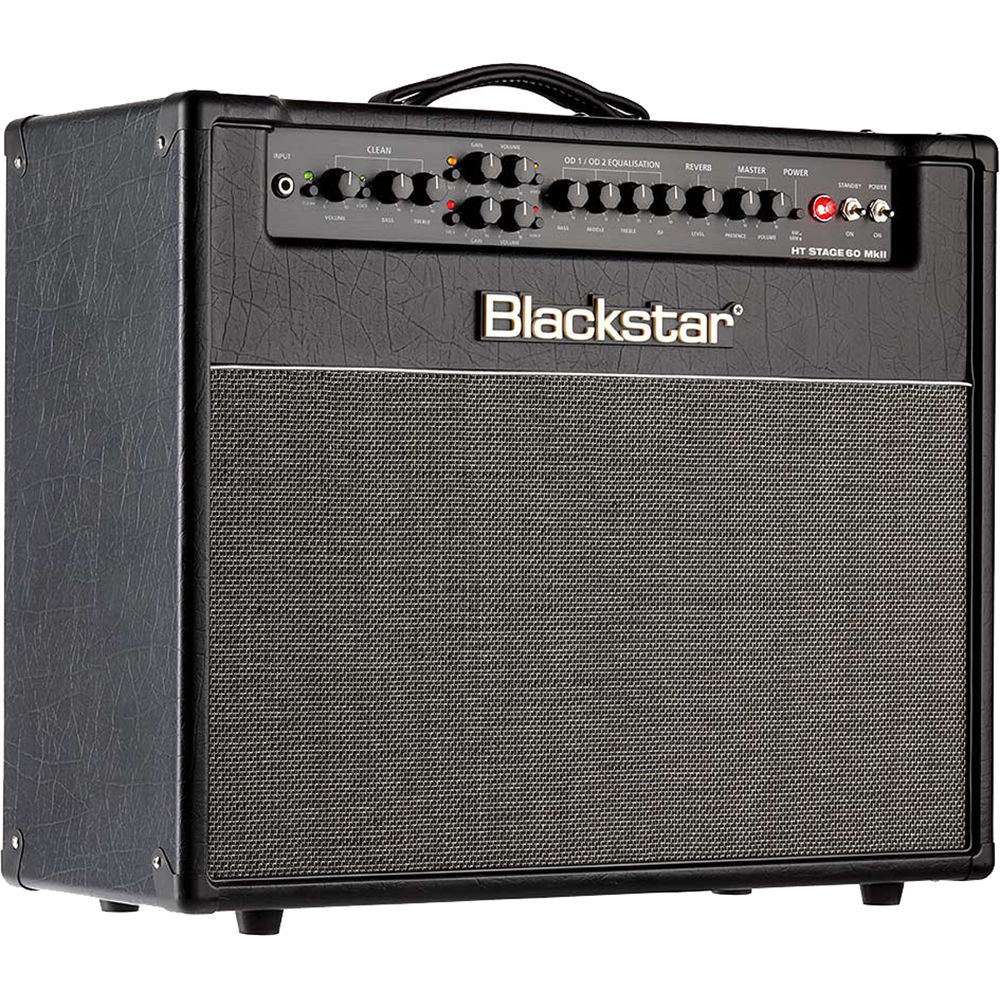 Blackstar Ht Stage 60 112 Mkii 60w Guitar Combo Stage601mkii Bh Bass Amplifier