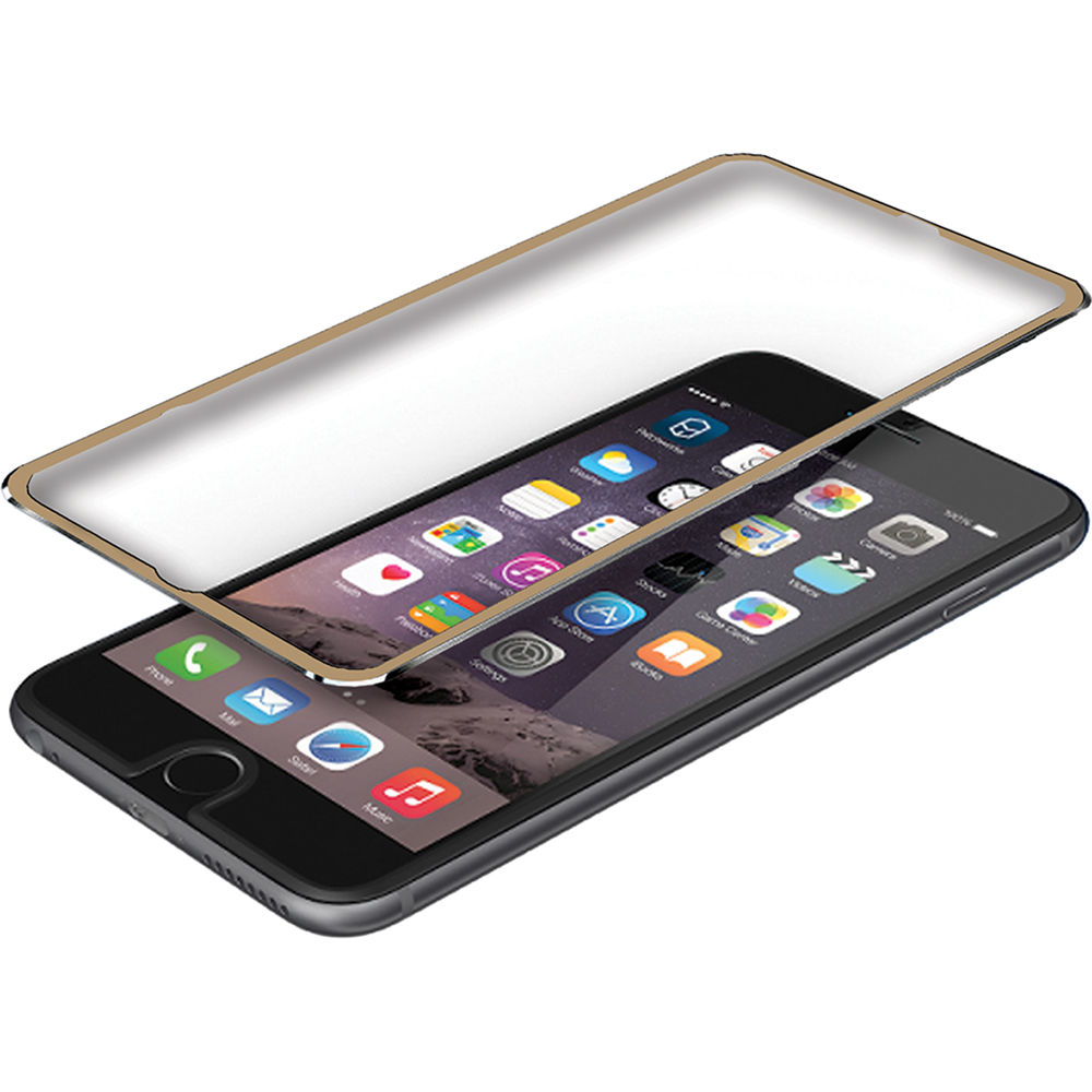 bloopro clear premium tempered glass screen protector blp ip6 gd. Black Bedroom Furniture Sets. Home Design Ideas