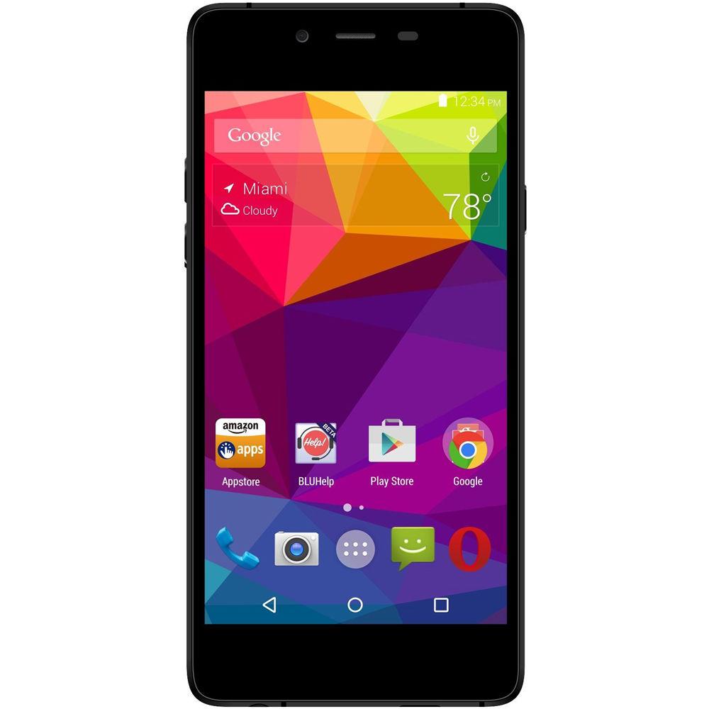 Blu Vivo Air Lte V0000uu 16gb Smartphone Black Bh Photo Circuit Board Electronic Enclosure Uu Plastic Housing Unlocked