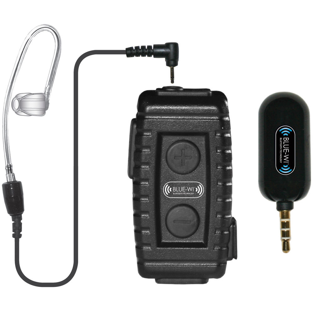 BLUE-WI Nighthawk Mobile Bluetooth Lapel Mic BW-NT5000 (CF) B&H