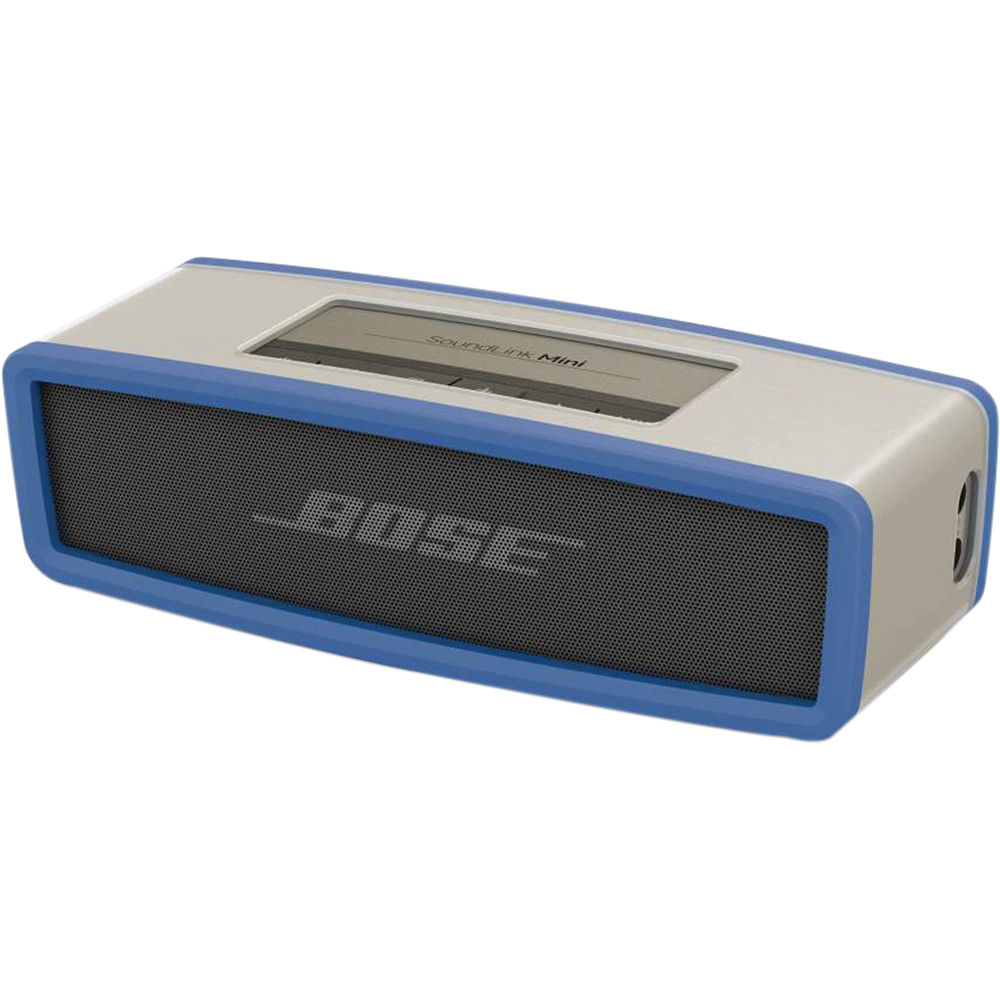 Bose Soundlink Mini Bluetooth Speaker Soft Cover 360778 0030 Bh Portable Blue