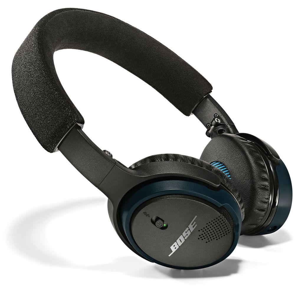 Bose SoundLink On-Ear Bluetooth Headphones (Black) 714675-0010