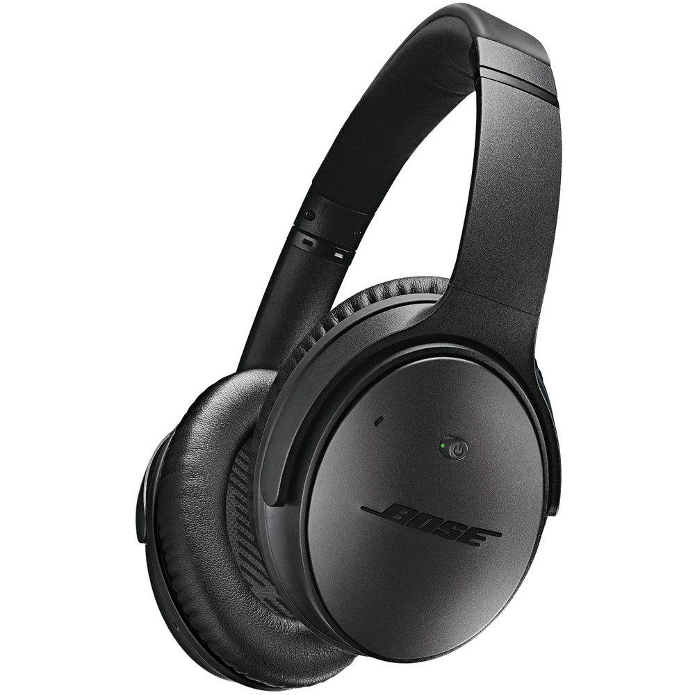 Bose QuietComfort 25 Acoustic Noise Cancelling Headphones for Apple ...
