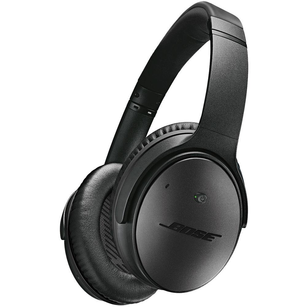 Bose QuietComfort 25 Acoustic Noise Cancelling Headphones for Apple ...
