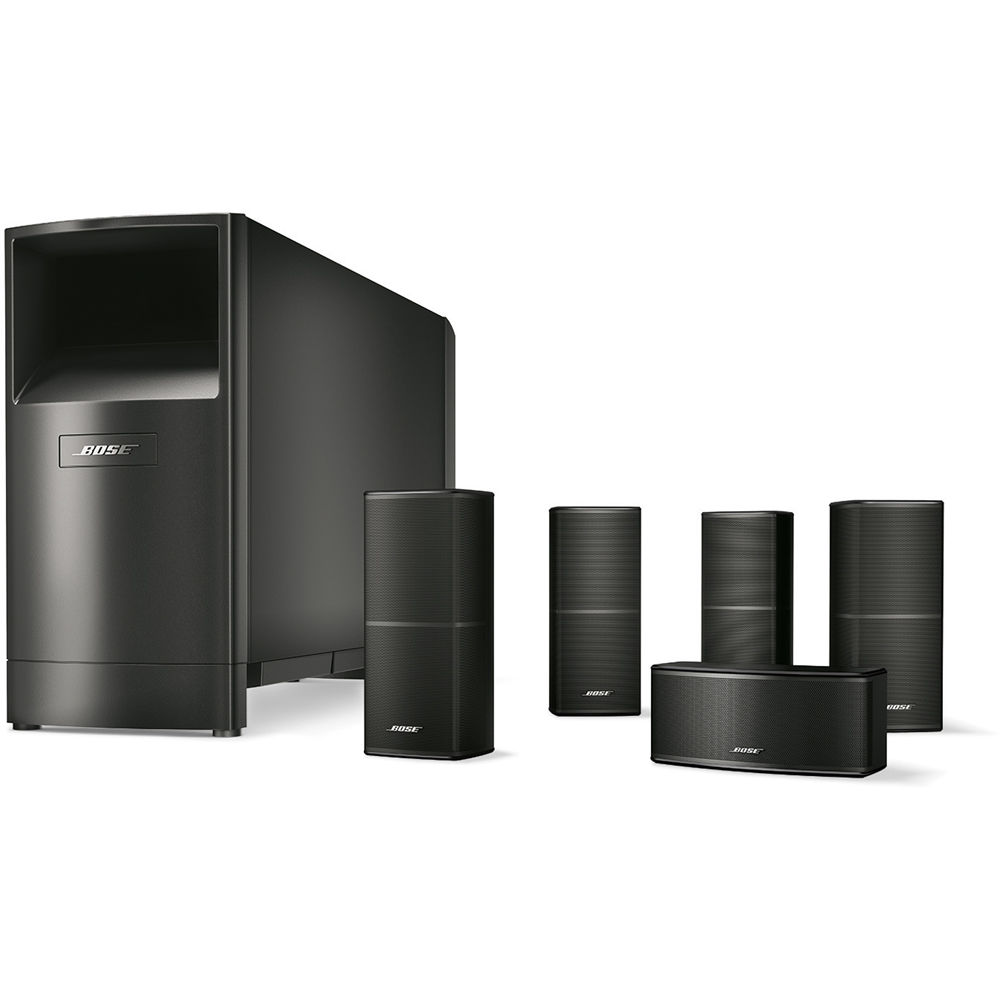 bose acoustimass 10 series v home theater speaker 720962