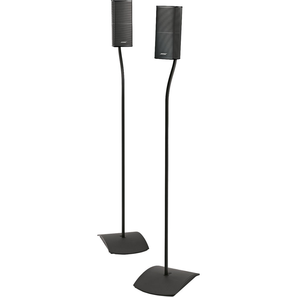 bose ufs 20 series ii universal floorstands 722139 0010 b h. Black Bedroom Furniture Sets. Home Design Ideas