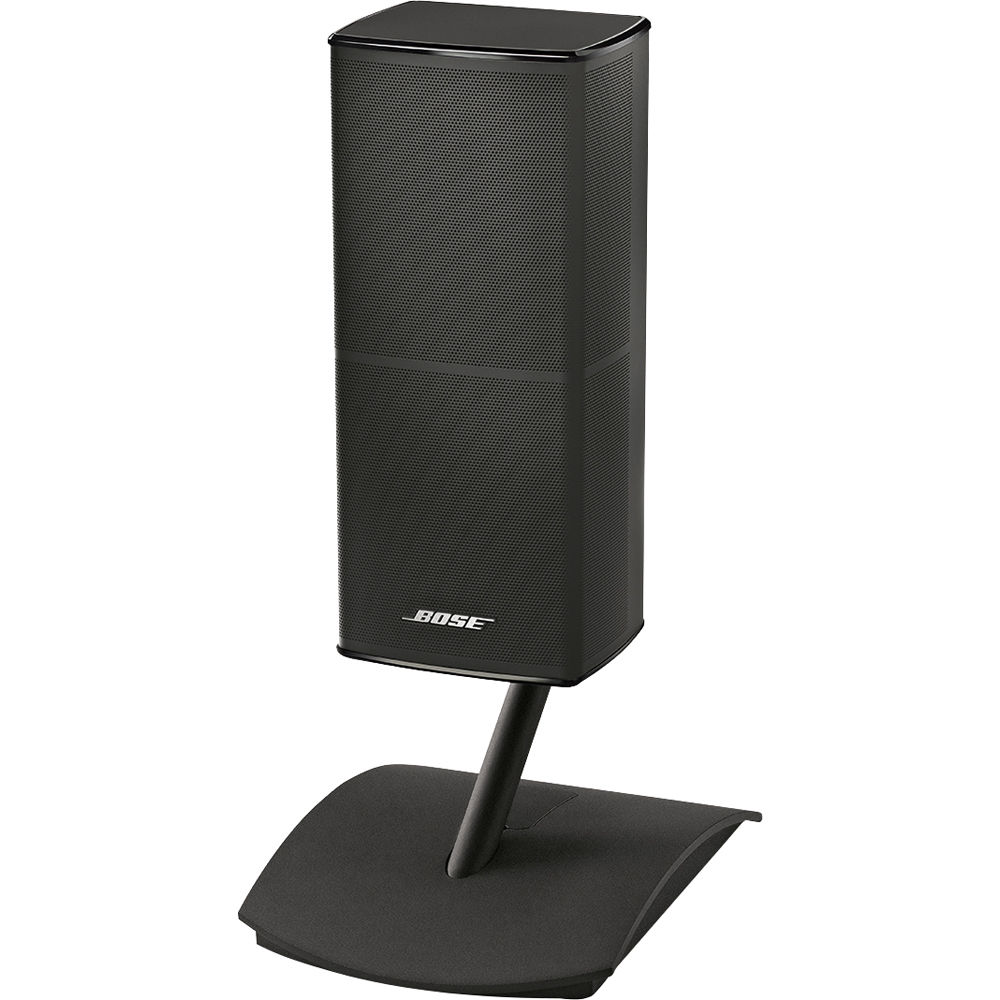 bose uts 20 series ii universal table stand black 722140 0010. Black Bedroom Furniture Sets. Home Design Ideas