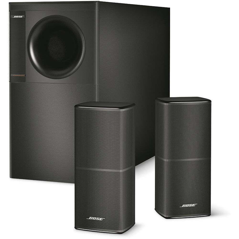 bose acoustimass 5 series v home theater speaker 741131 0100 b h Bose Shelf Stereo System Discount Bose Stereo Systems
