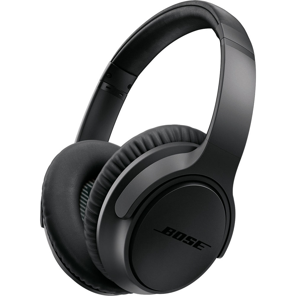 11e1761b84c Bose SoundTrue Around-Ear Headphones II for Apple Devices (Charcoal Black)