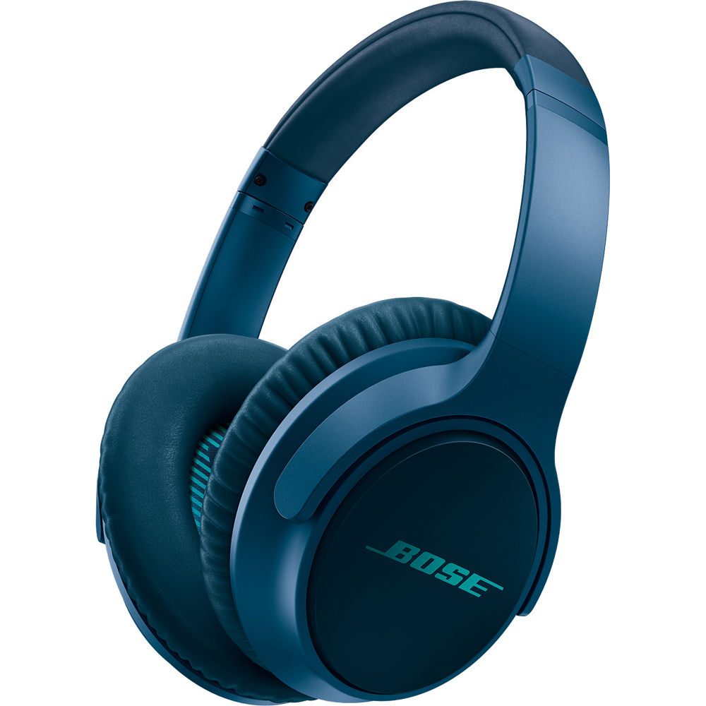 Bose SoundTrue Around-Ear Headphones II for Apple Devices (Navy Blue)