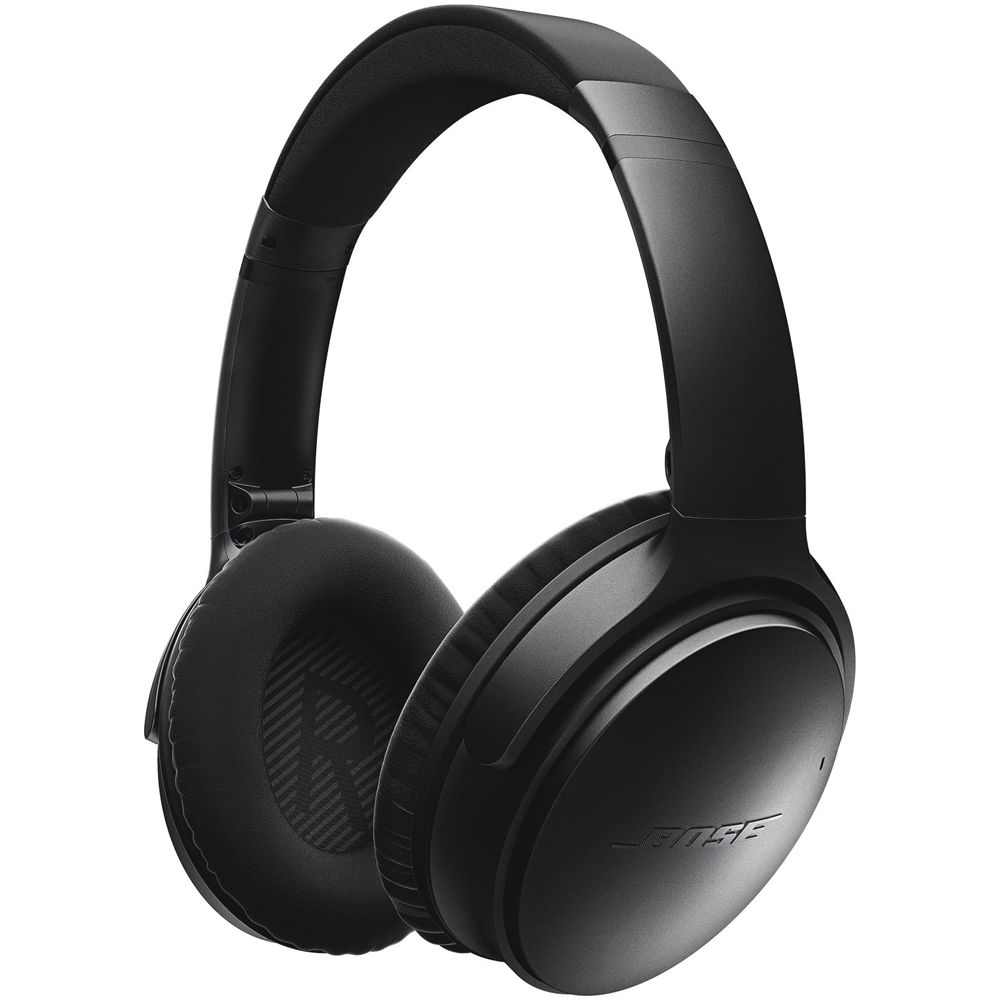 bose noise cancelling. bose quietcomfort 35 wireless noise cancelling headphones (black) o