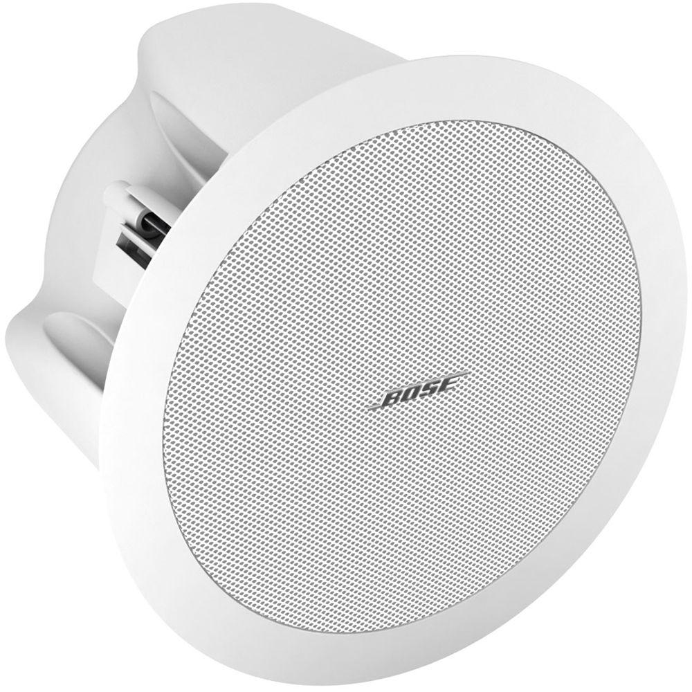 bose professional freespace ds 16f loudspeaker (white) 43054 b&h