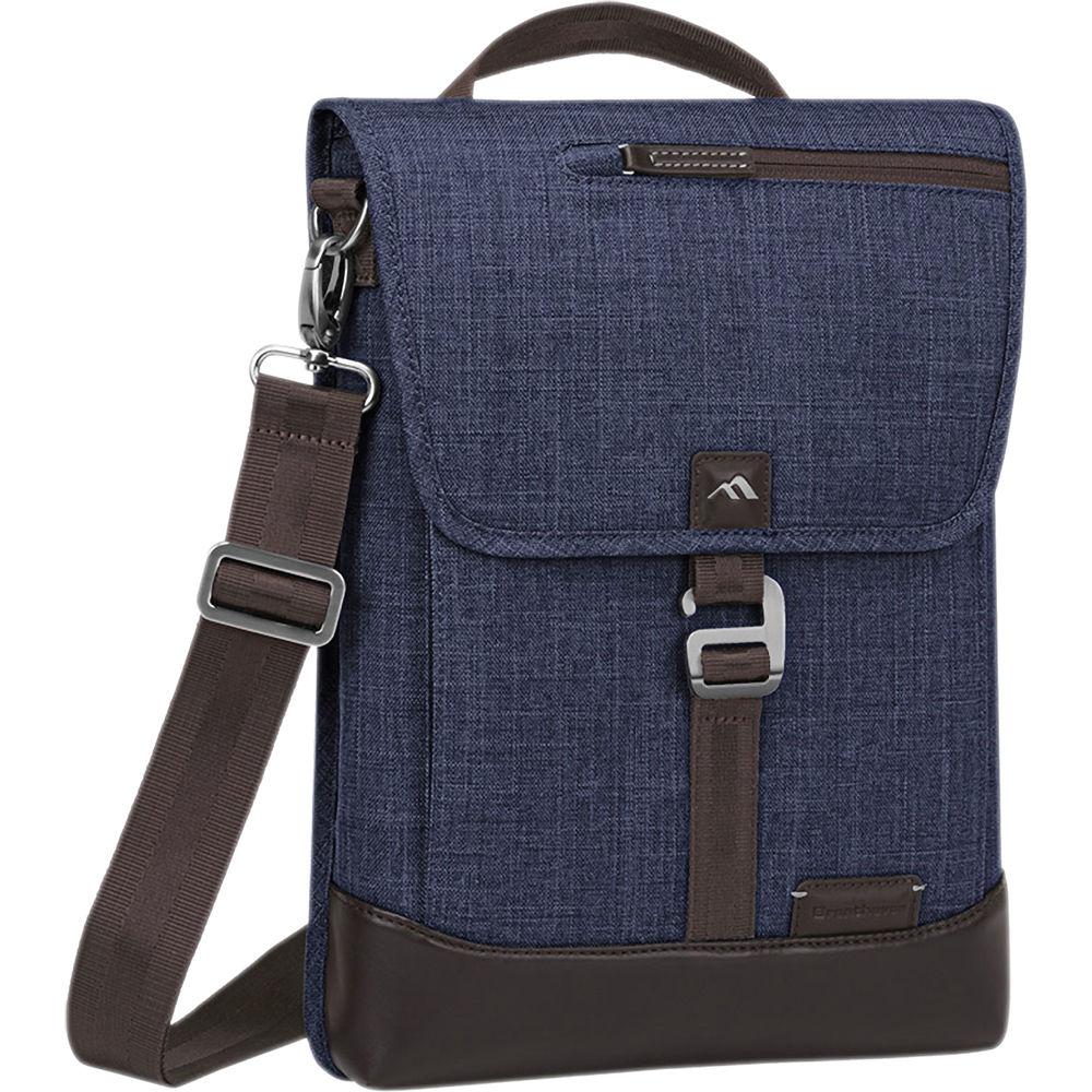 Vertical Messenger Shoulder Bag 12