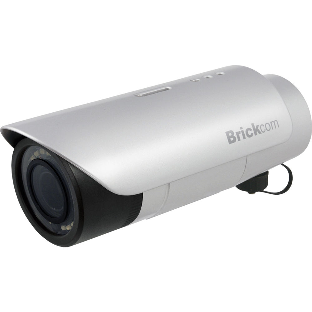 Brickcom OB-502Ap-KIT 5MP Outdoor Bullet Network OB-502AP-KIT