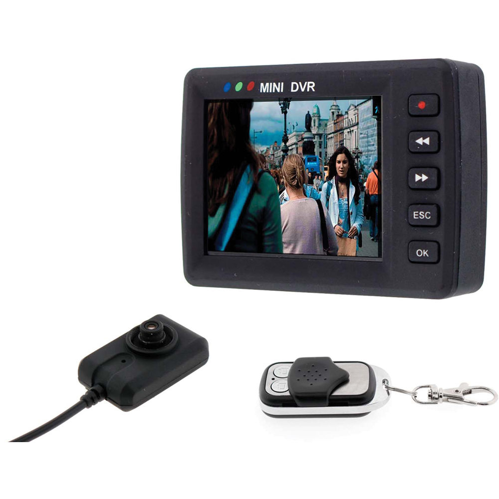 hidden cameras hidden camera accesories b h brickhouse security angeleye button mini camera dvr