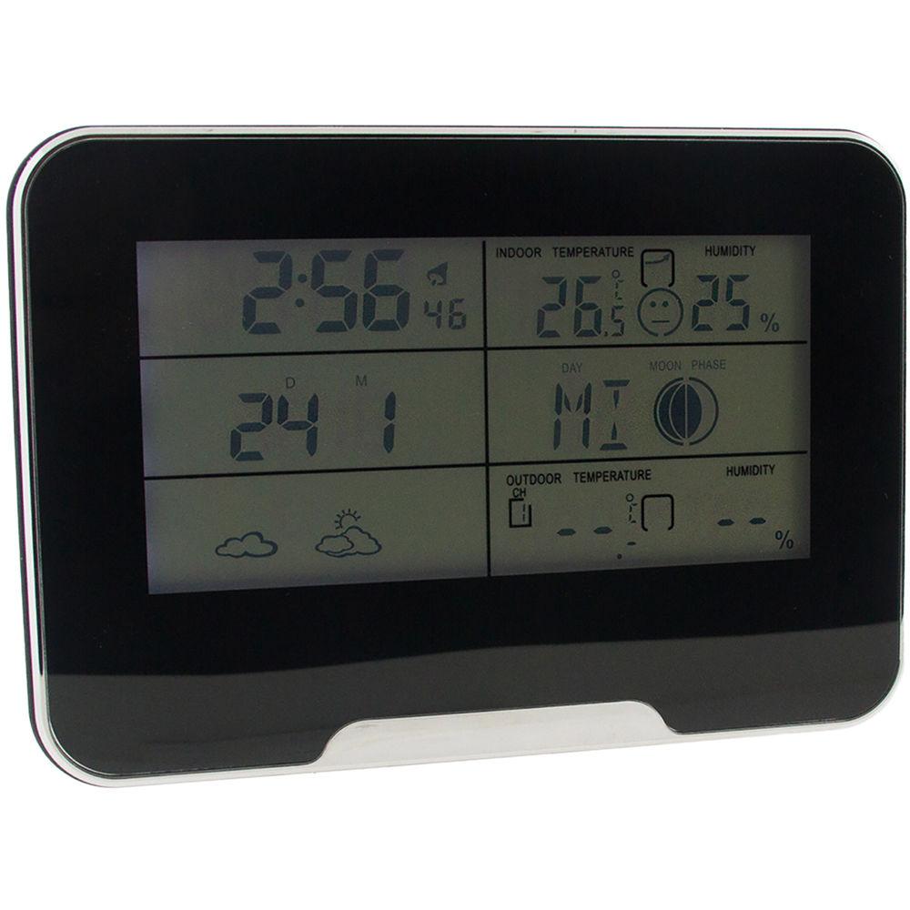 hidden cameras hidden camera accesories b h brickhouse security 5mp wireless hidden camera digital weather clock housing