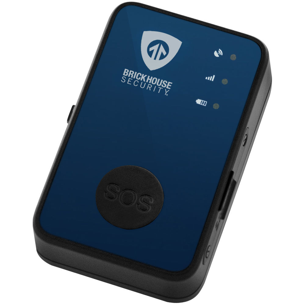 BrickHouse Security Spark Nano International GPS NANO6INTL B&H
