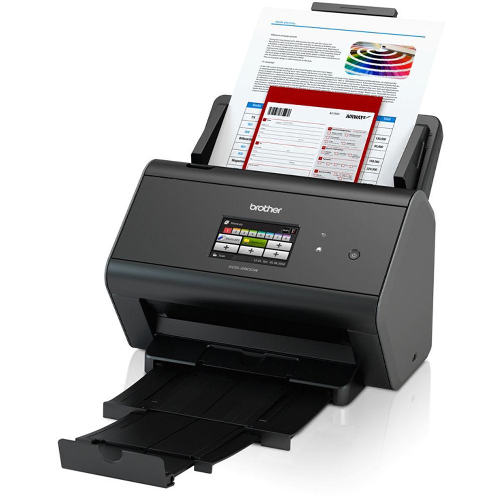 office scanner