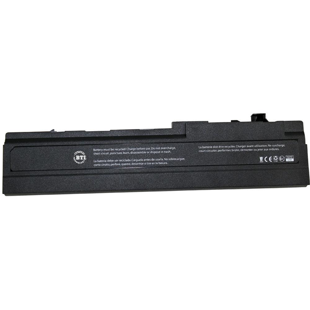 Bti Premium 6 Cell 5200mah 108v Lithium Ion Laptop Hp 5101x6 Power Supply Circuit Battery Charging Black